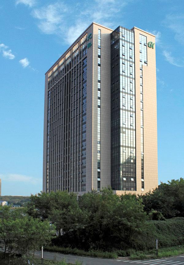 Sede da Beike em Shenzhen