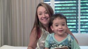 Matheus espinha bífida tratamento com células-tronco