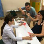 Paciente com ELP recebe 3ª terapia com células-tronco